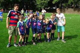 Dukes toernooi in Den Bosch, 7 juni 2014