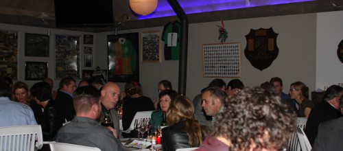 Pre-kerstdiner Business Club en Gouda's Glorie