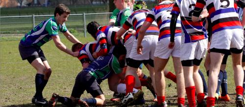 Internationale rugbydag Cubs & Junioren