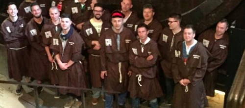 Monks on Tour Heidelberg 23 april 2015