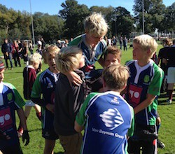 Bondsdag 28 september bij Rugbyclub Haarlem