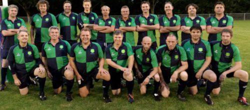 Goudse rugbyers krijgen na lang duwen en trekken extra speelveld
